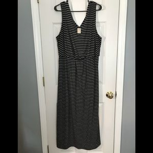 Maxi dress by Faded Glory size 18/20